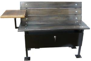 Ритуальная лавочка со столом