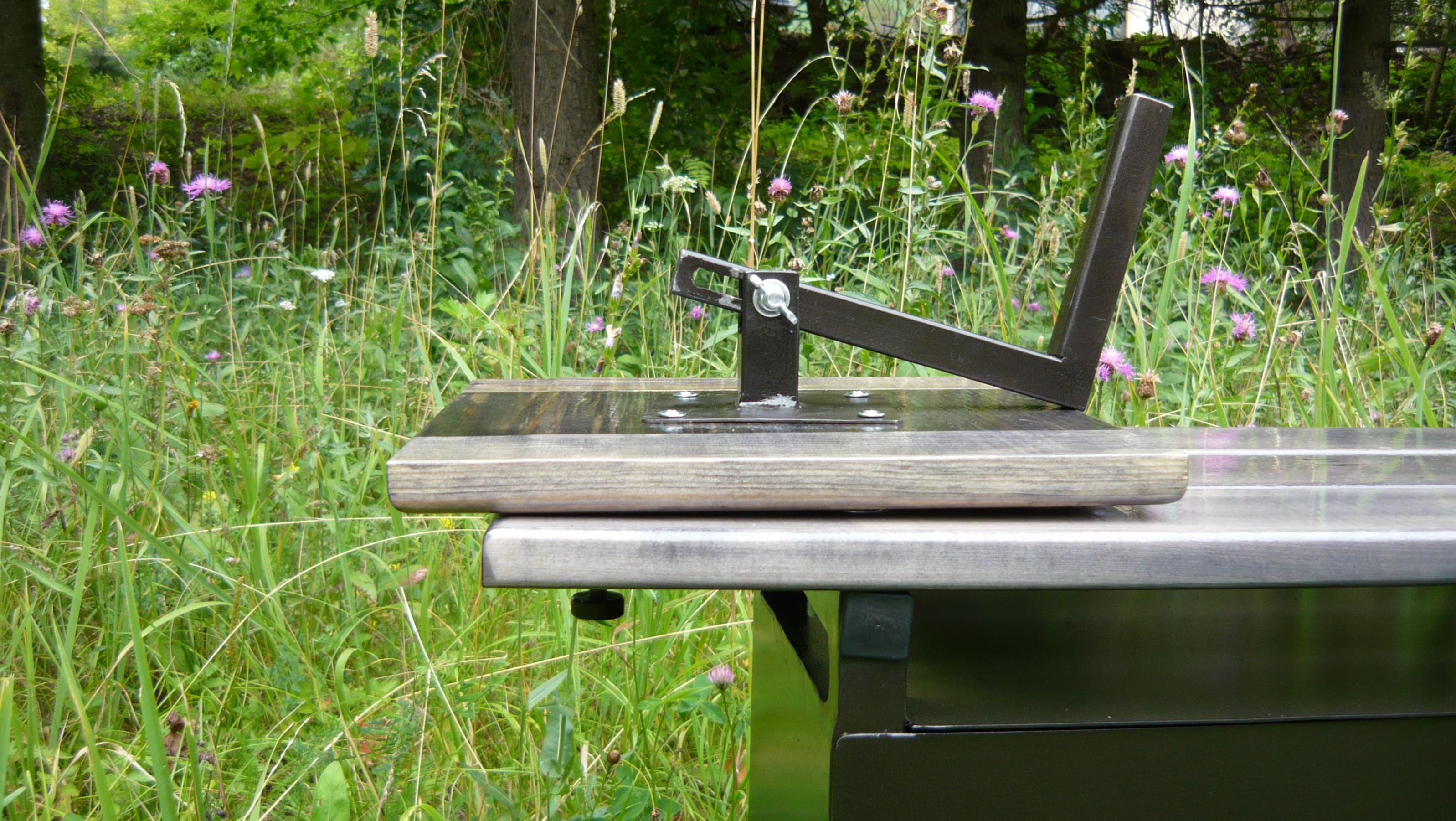 Съемный столик